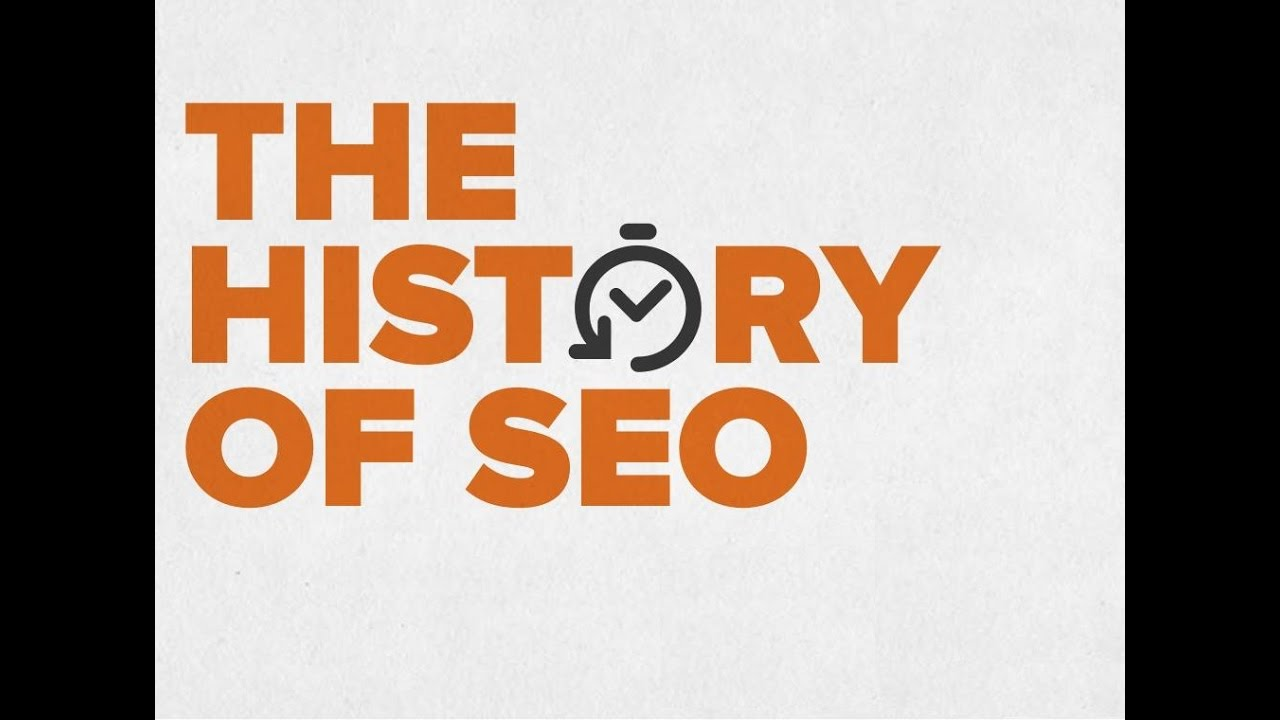 History of Search Engine Optimization